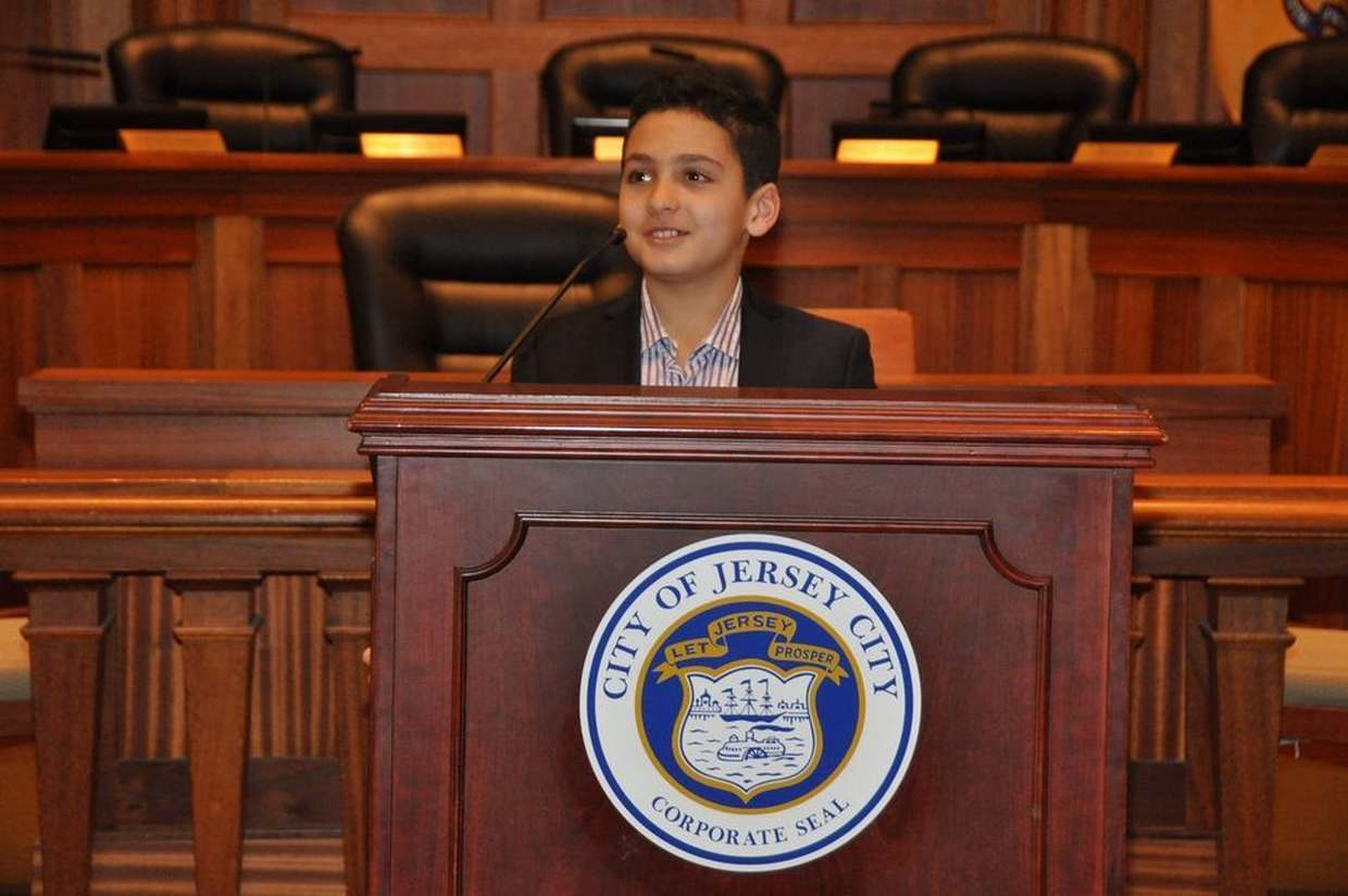 �11 year old Ehtan Nili became mayor of Jersey City for a day and find out his plans for the Jersey City community.�