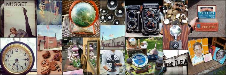Find out which vendors and activities are going to be at the Pacific Flea Market in the Jersey City area.
