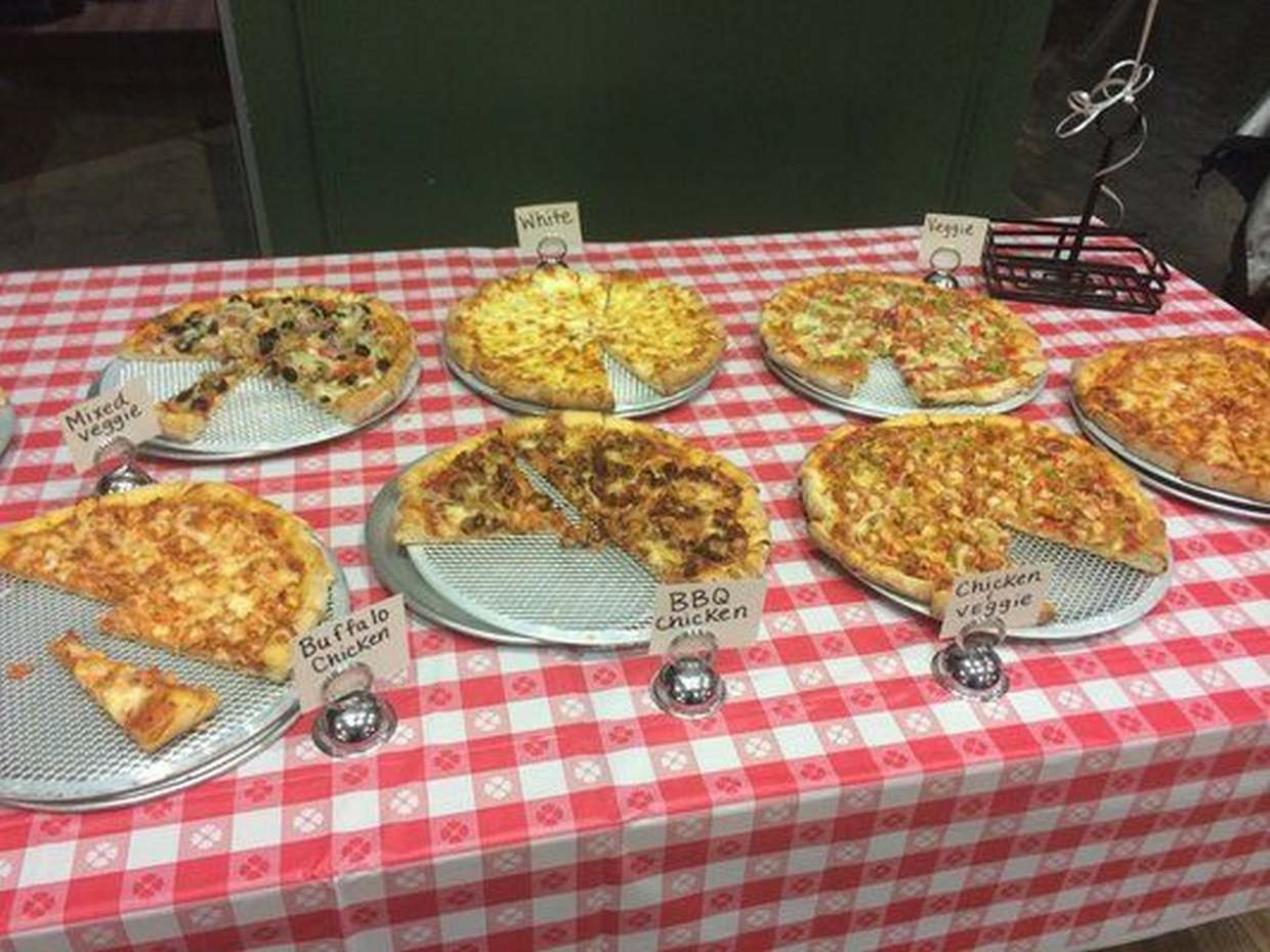 Find the list of best restaurants for pizza in Jersey City.