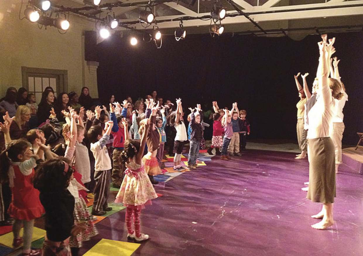 The Jersey City Children�s Theatre