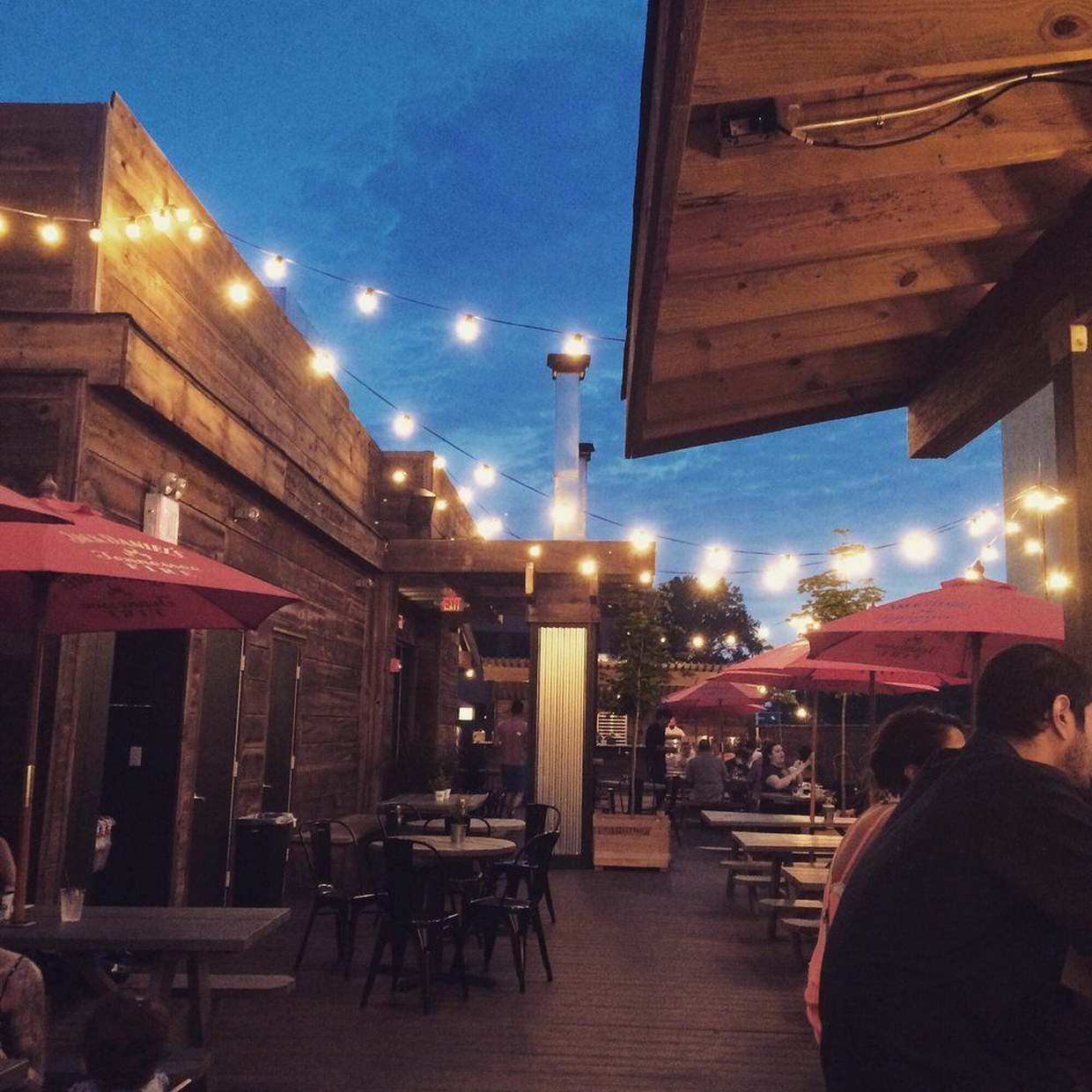 Check out the best rooftop bars in NJ and restaurants in Jersey City.