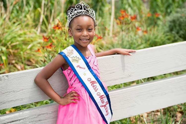 Six-year-old wins New Jersey Pageant