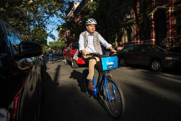 Citi Bike Jersey City bike share program