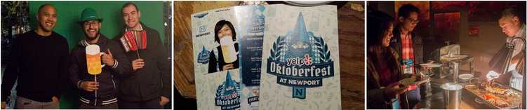 Newport, Jersey City Oktoberfest in New Jersey