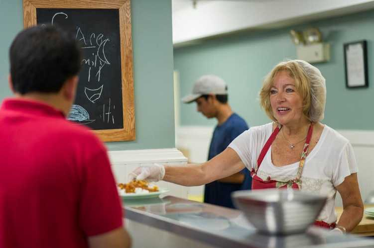Give back to the Jersey City community by volunteering at local soup kitchens in NJ!