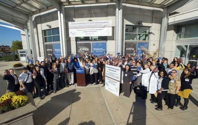 Jersey City Medical Center receives VoPE award
