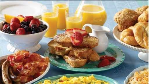 Top five favorite brunch places in NJ