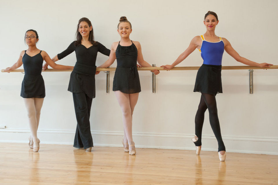 Downtown Jersey City welcomes new Ballet School to the area.